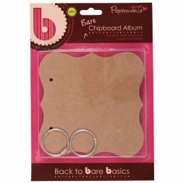 Chipboard albums are available in a range of styles. We also hold a range of memo blocks adjoined by a metal ring.