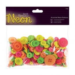 Buttons are available in a range of sizes, types and colours.  They are available in mixed packs to give you a variety of buttons.  They are very popular for crafting.