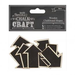 We stock a small range of chalkboard products which can be personalised for your needs.